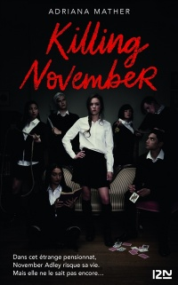 Killing November - Adriana Mather