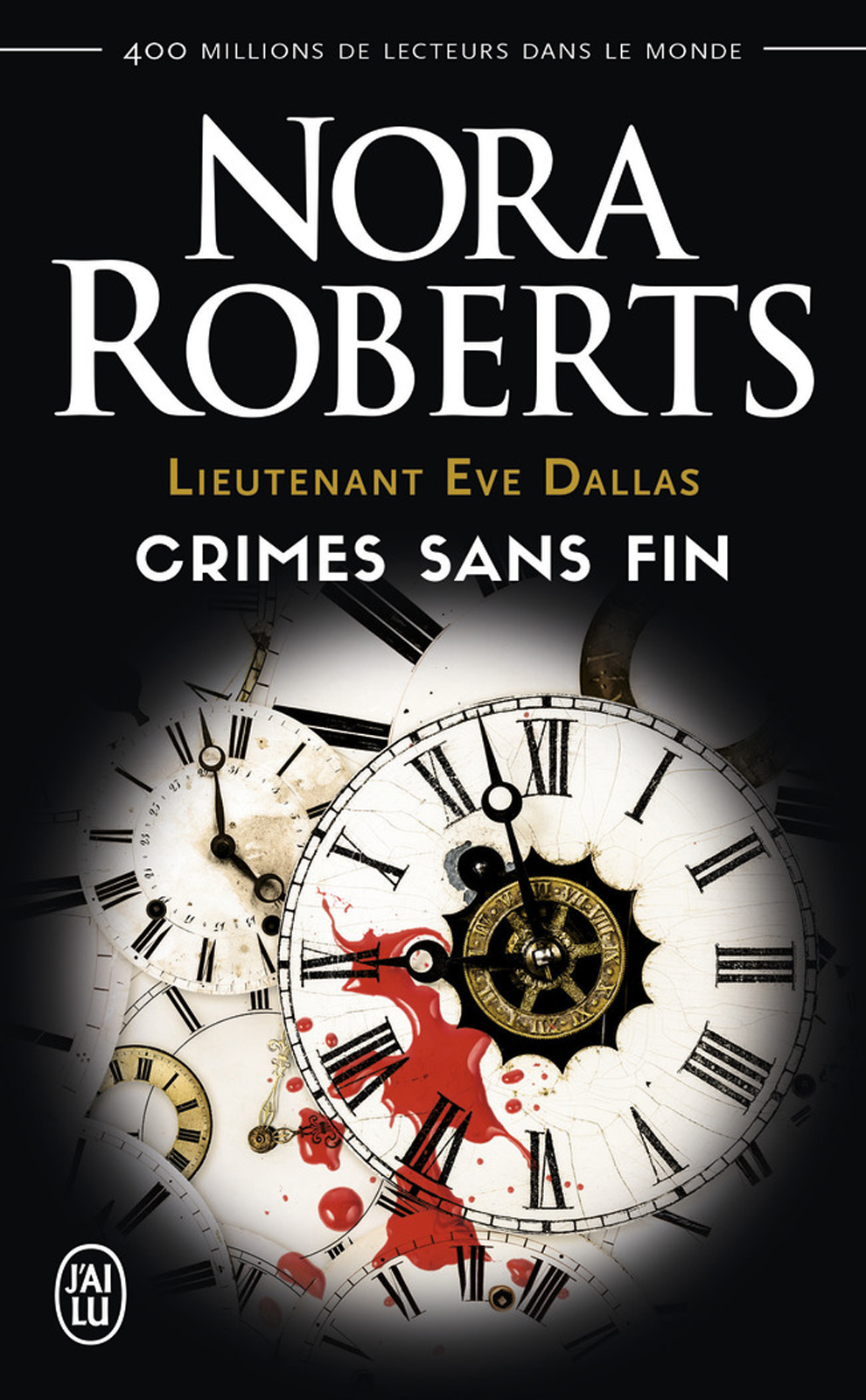 Vignette du livre Lieutenant Eve Dallas. Crimes sans fin