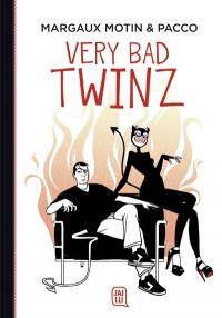Vignette du livre Very Bad Twinz T.1