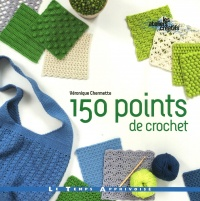 Vignette du livre 150 points de crochet