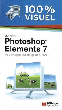 Vignette du livre Adobe Photoshop Elements 7