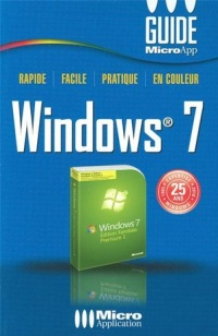 Vignette du livre Windows 7 - Thierry Mille