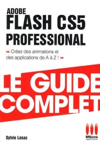 Vignette du livre Flash CS5 Professional