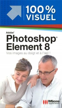 Vignette du livre Photoshop Element 8