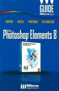 Vignette du livre Photoshop Elements 8