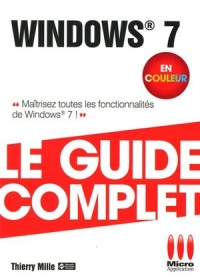 Vignette du livre Windows 7