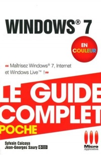 Vignette du livre Windows 7 -  Caicoya & Saury