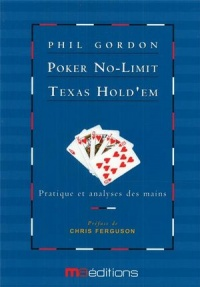 Vignette du livre Poker No-Limit Texas Hold'em T.2: Pratique et analyses des mains