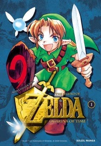Vignette du livre The Legend of Zelda T.2 : Ocarina of Time T.1