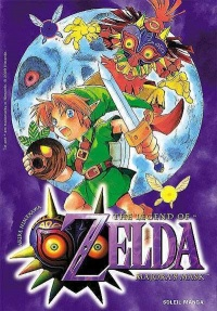 Vignette du livre The Legend of Zelda T.4 : Majora's Mask
