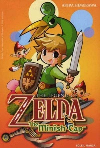 Vignette du livre The Legend of Zelda T.7 : The Minish Cap