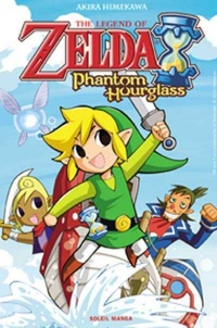 Vignette du livre The Legend of Zelda T.10 : Phantom Hourglass