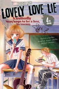 Vignette du livre Lovely Love Lie T.4