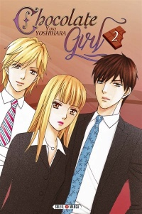 Vignette du livre Chocolate Girl T.2