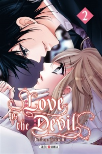Vignette du livre Love is the Devil T.2