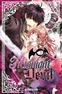 Vignette du livre Midnight Devil T.3