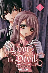 Vignette du livre Love is the Devil T.1