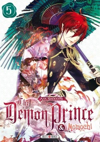 Vignette du livre The Demon Prince & Momochi T.5