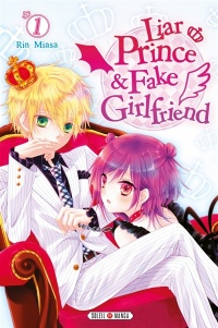 Vignette du livre Liar Prince & Fake Girlfriend T.1 - Rin Miasa
