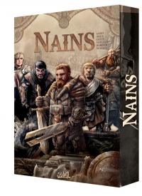 Nains, coffret T.1 à 5, Jean-Paul Bordier