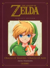 Vignette du livre The Legend of Zelda, perfect edition 2 : Oracle of Ages et...