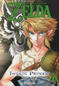 Vignette du livre The Legend of Zelda : Twilight Princess T.1