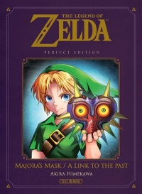 Vignette du livre The Legend of Zelda : Perfect edition T.3  Intégrale T.1 et 4 - Akira Himekawa