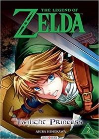 Vignette du livre The Legend of Zelda : Twilight Princess T.2