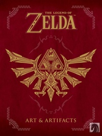 Vignette du livre The Legend of Zelda : Art & Artifacts
