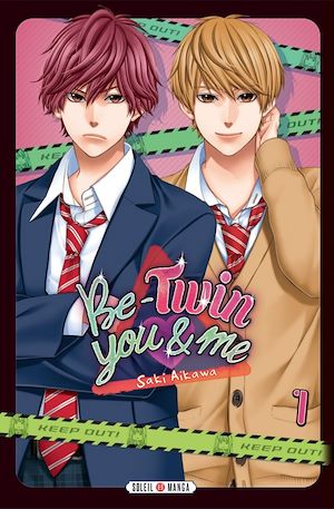 Vignette du livre Be-twin you & me T.1