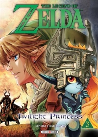 Vignette du livre The Legend of Zelda : Twilight Princess T.3