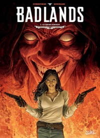 Vignette du livre Badlands T.3 : Le grand serpent