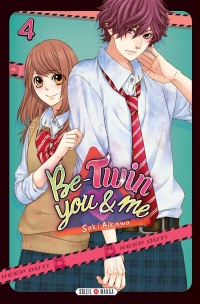 Vignette du livre Be-twin you & me T.4 - Saki Aikawa