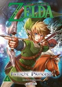 Vignette du livre The Legend of Zelda : Twilight Princess T.4