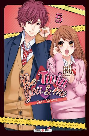 Vignette du livre Be-twin you & me T.5