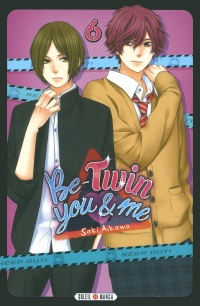 Vignette du livre Be-twin you & me T.6