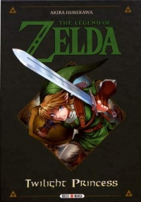 Vignette du livre The Legend of Zelda : Twilight princess