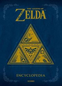 Vignette du livre The legend of Zelda: encyclopedia