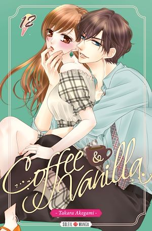 Vignette du livre Coffee and Vanilla T12
