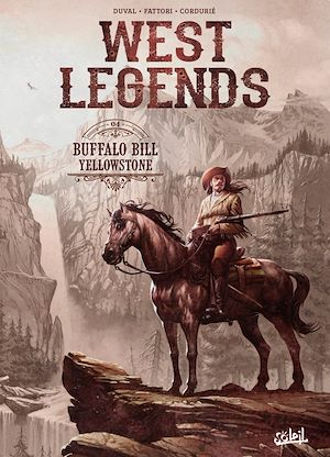 Vignette du livre West legends T.4: Buffalo Bill: Yellowstone