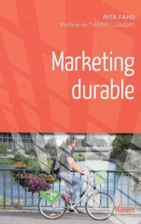 Vignette du livre Marketing durable