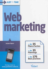 Vignette du livre Web marketing