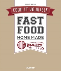 Vignette du livre Fast food home made 100 % maison