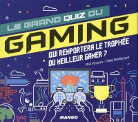 Vignette du livre Le grand quiz du gaming