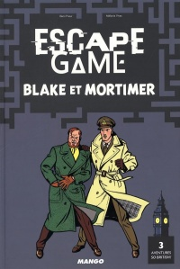 Vignette du livre Escape Game Blake et Mortimer