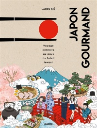 Japon gourmand, Cyril Castaing