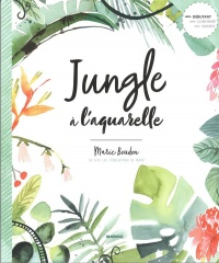 Vignette du livre Jungle à l'aquarelle