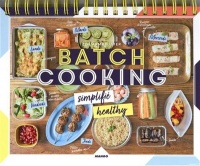 Vignette du livre Batch cooking simplifié & healthy
