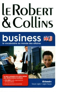 Robert & Collins business: dictionnaire français-anglais et VV, Steve Smith