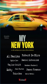 Vignette du livre My New York